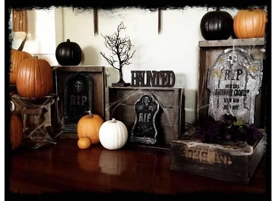 The Craft Shack | Halloween Decor