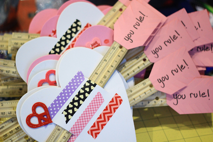 You Rule Valentine | The Craft Shack